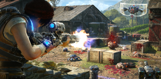 Gears of War 4 is Getting Ranked Crossplay