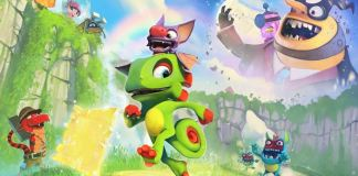 Yooka-Laylee day one patch