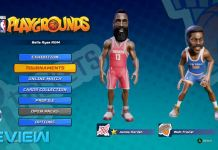 NBA Playgrounds court rules
