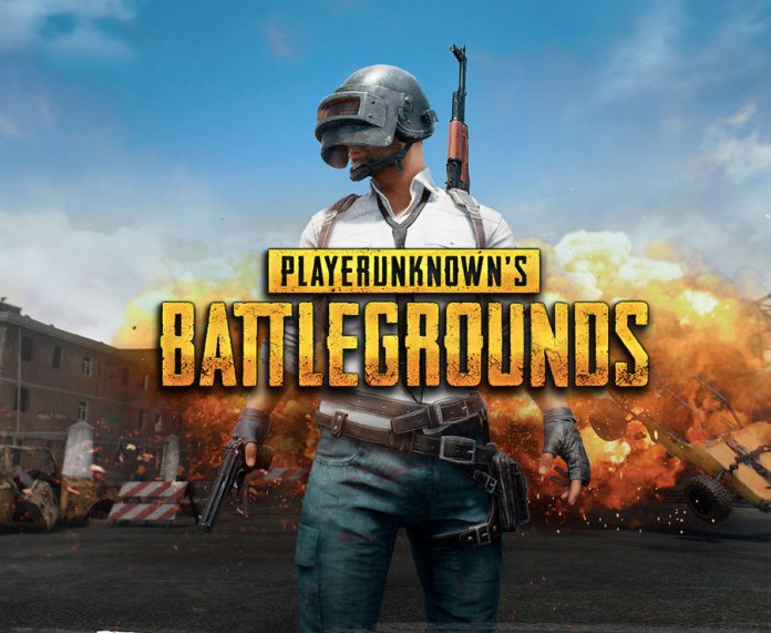 PlayerUnknown's Battlegrounds.