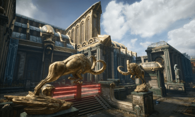 Gears of War 4 May Update