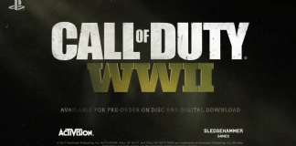 E3 2017 Call of Duty WWII