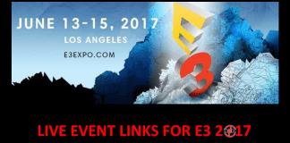 watch E3 2017