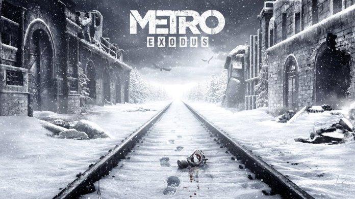 E3 2017 Microsoft Press Conference Metro Exodus