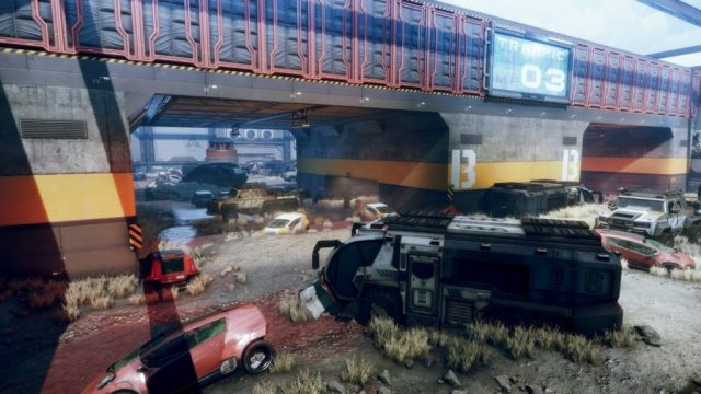 Titanfall 2 Traffic