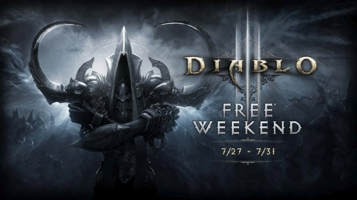 Diablo III is free to play on Xbox One