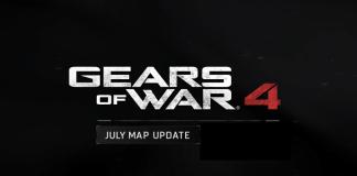 Gears of War 4 July Update