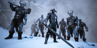 Conan Exiles: The Frozen North