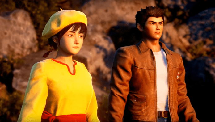 Shenmue III has a new teaser trailer