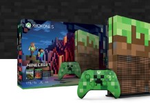 Xbox One S Minecraft Edition Bundle