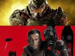 Doom and Wolfenstein II are coming to Nintendo Switch