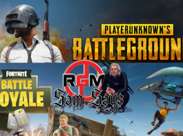 Bluehole and Epic Games