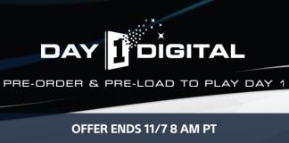 Fall 2017 PSN Day 1 Digital Sale