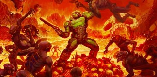 Doom arrives on Nintendo Switch