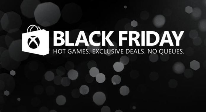 Xbox Black Friday 2017 sales