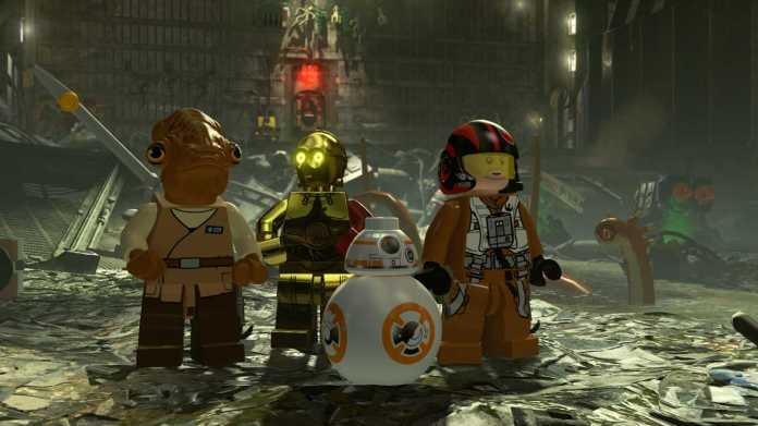 PlayStation Store Weekly Sales - November 7th, 2017 . Deal of the week : LEGO Star Wars: The Force Awakens at 75% off