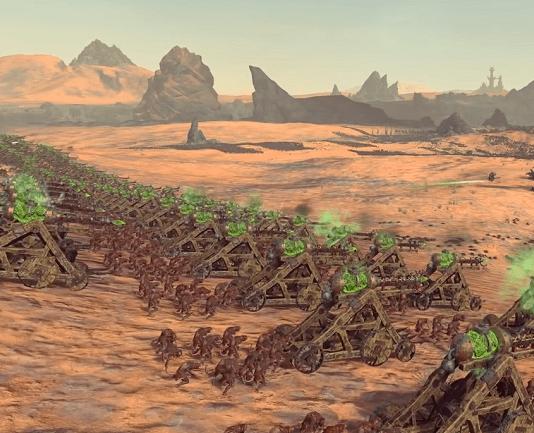 Warhammer II: The Laboratory