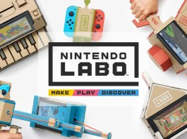 Nintendo Labo announcement made with the help of a trailer