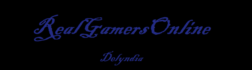 RealGamersOnline Delyndia text