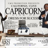 LOVELINE MUZIK PRESENTS CALI CLIVES CAPRICORN LINK UP PROMO