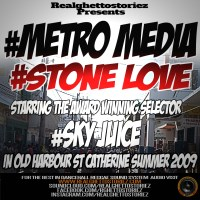 METRO MEDIA AND STONE LOVE IN OLD HARBOUR SUMMER 2009