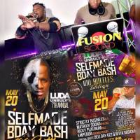 STRICTLY BUSINESS AT LUDA UNRULY'S BIRTHDAY BASH MAY 2016
