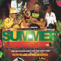 SOUNDWAVE AND BLACK ROOTS AT PEG LAWN, LINSTEAD AUGUST 2016