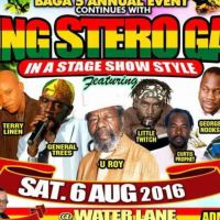 KING STURGAV FEATURING GEORGE NOOKS LIVE IN CONCERT AUGUST 2016