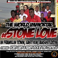 STONE LOVE IN FRANKLIN TOWN 21 AUGUST 2016