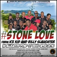 STONE LOVE IN ALLIGATOR POND ST BESS APRIL 2016