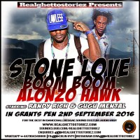 STONE LOVE LS BOOM BOOM LS ALONZO HAWK IN GRANTS PEN 2ND SEPTEMBER 2016