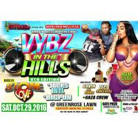 STONE LOVE LS JACKS INT'L LS BIGPUN @ VYBZ  IN THE HILLS 29TH OCTOBER 2016