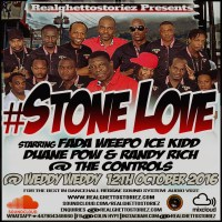 STONE LOVE AT WEDDY WEDDY 12TH OCTOBER 2016