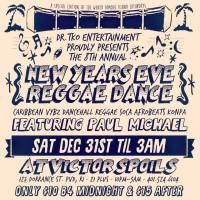 PAUL MICHAEL AT ISLAND SATURDAY'S 31ST DECEMBER 2016