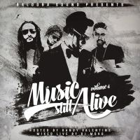 MUSIC STILL ALIVE VOLUME 4 MIXED BY DJ MOKO