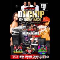KILLAMANJARO AT DJ CHIP'S BIRTHDAY BASH 4TH FEB 2017