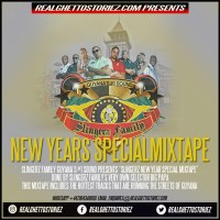 SLINGERZ FAMILY NEW YEARS SPECIAL MIXED BY SELECTOR BIG PAPA