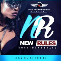 DJ MARTINDUS PRESENTS SOCA DANCEHALL MIXTAPE 2017