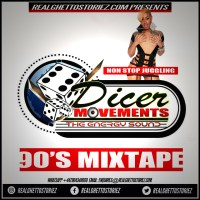 DICER MOVEMENTS 90'S DANCEHALL MIXTAPE