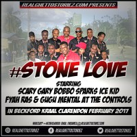 STONE LOVE IN BECKFORD KRAAL CLARENDON FEBRUARY 2017