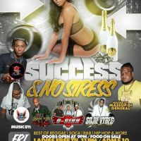 GOLD STAR PRESENTS SUCCESS AND NO STRESS FRIDAY AUGUST 18 PROMO MIX
