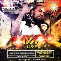 GOLD STAR SOUND PRESENTS BLAIR RICH PROJECT MAVADO LIVE SEPT 2ND PROMO MIX