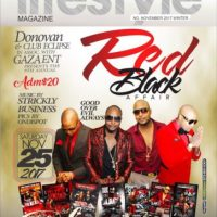 STRICTLY BUSINESS AT LIFE STYLE RED N BLACK AFFAIR 25TH NOVEMBER 2017