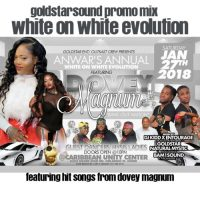 GOLD STAR SOUND PRESENTS ANWAR WHITE ON WHITE EVOLUTION PROMO MIX 27TH JAN 2018