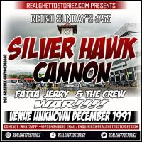 RETRO SUNDAY'S 55 – SILVER HAWK VS CANNON DECEMBER 1991