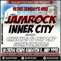 RETRO SUNDAYS 60 – JAM ROCK VS INNER CITY IN CROSS ROADS MAY 1993