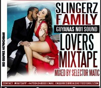 SLINGERZ LOVERS MIX BY SELECTOR MATIC