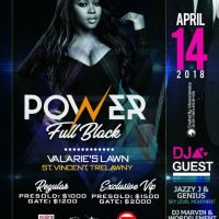 SKY LEVEL MOVEMENT'S AT POWER FULL BLACK APRIL 14TH 2018