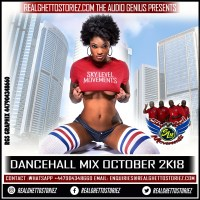 SKY LEVEL MOVEMENTS DANCEHALL MIX OCTOBER 2018