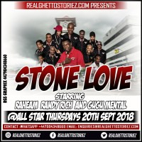 STONE LOVE AT ALL STAR THURSDAYS 20TH SEPTEMBER 2018